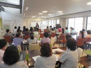 内田陽子先生の講演会